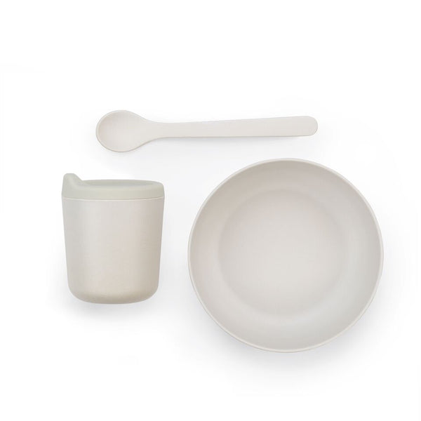 Ekobo - Bambino Baby Feeding Set - Cloud