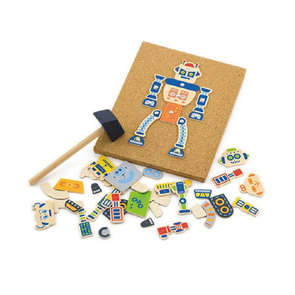 Tack Zap - Robots - toybox.ae