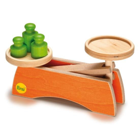 Wooden Scale - toybox.ae