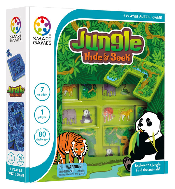 JUNGLE - HIDE & SEEK - toybox.ae