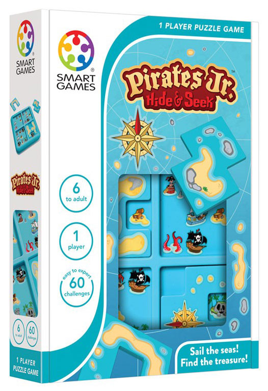 PIRATES JR – HIDE & SEEK