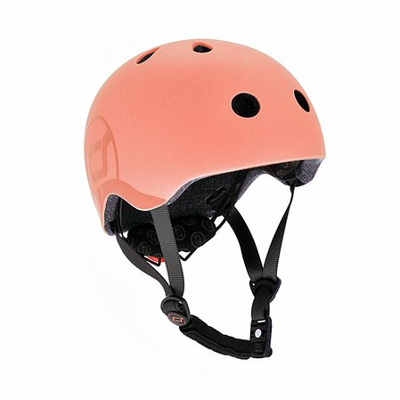 Kid Helmet S-M Peach