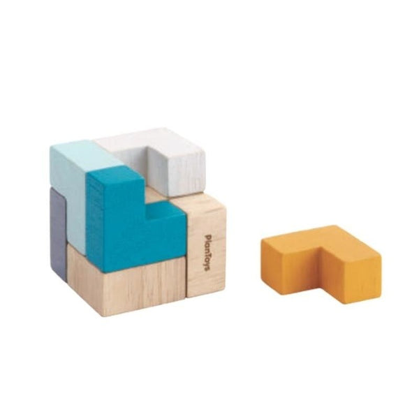 3D Puzzle Cube - toybox.ae