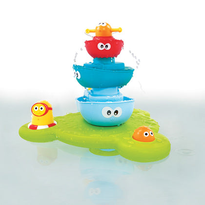 Yookidoo Stack ´N´Spray Tub Fountain - toybox.ae