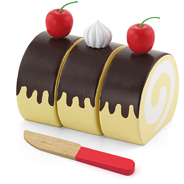 Playing food - Swiss Roll - toybox.ae