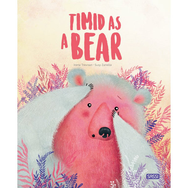 Picture Book Timid As A Bear