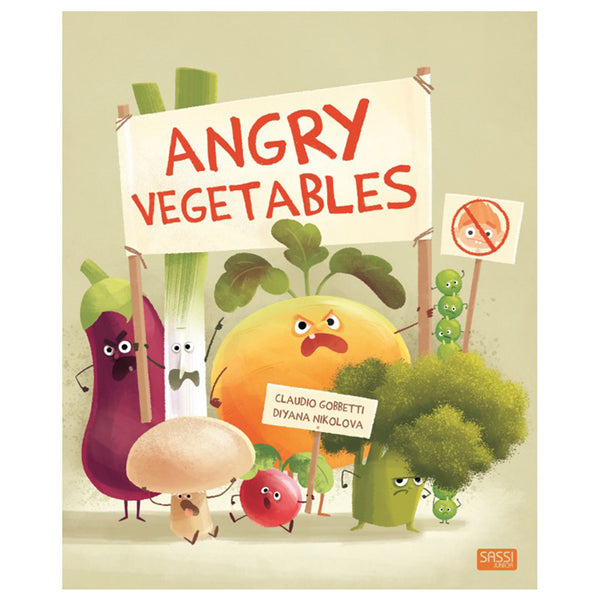 BABY BOOK, VEGETABLES - toybox.ae