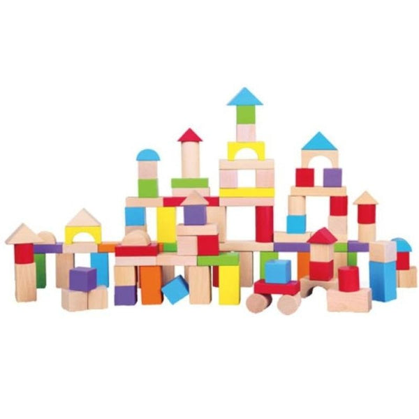 100pcs Block Set - toybox.ae