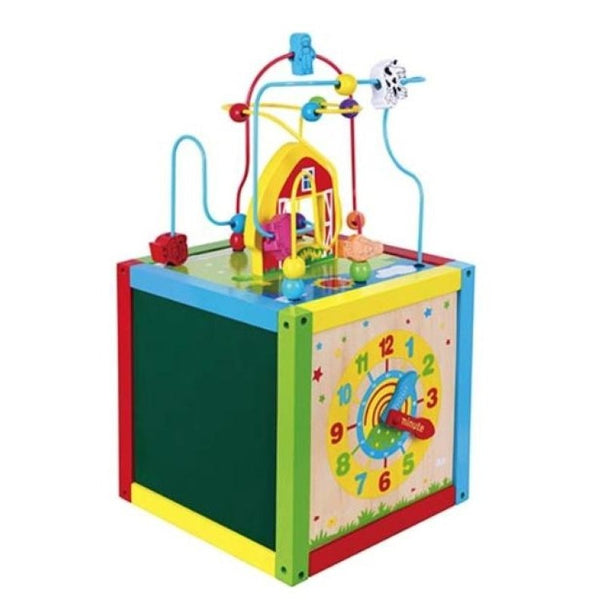 5-in-1 Toy Cube - toybox.ae