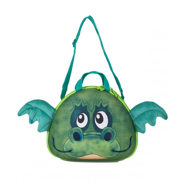 Okiedog Wildpack Lunch Bag Dragon - toybox.ae