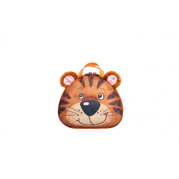 Okiedog Wildpack Lunch Bag Tiger - toybox.ae