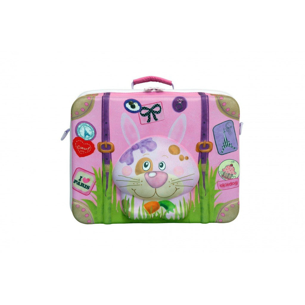 Okiedog Kids Suitcase Rabbit - toybox.ae