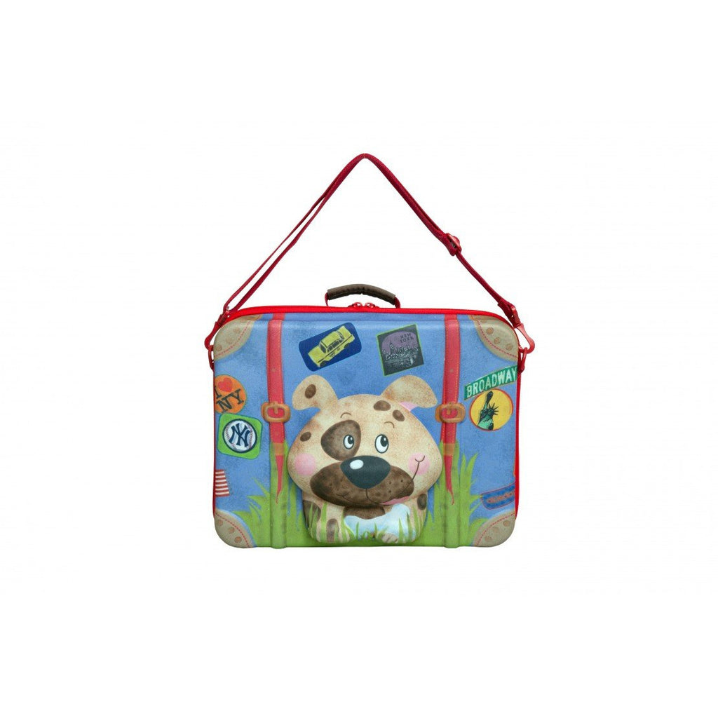 Okiedog Kids Suitcase Dog - toybox.ae
