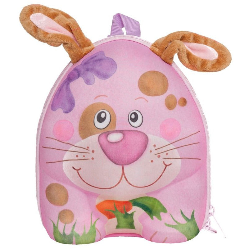 Okiedog Wildpack Backpack Rabbit - toybox.ae