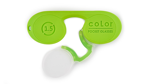 Color Pocket Green