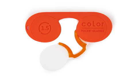 Color Pocket Orange
