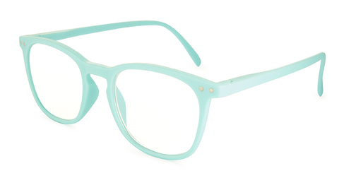Junior Screen Glasses - Aqua
