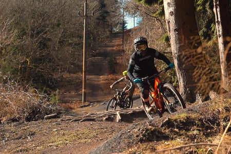 Ride An Intense At Dalby Forest This Weekend