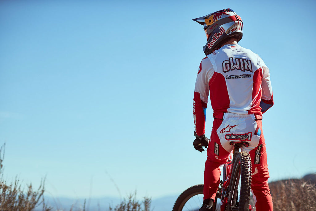 Aaron Gwin Intense Factory Racing 2019
