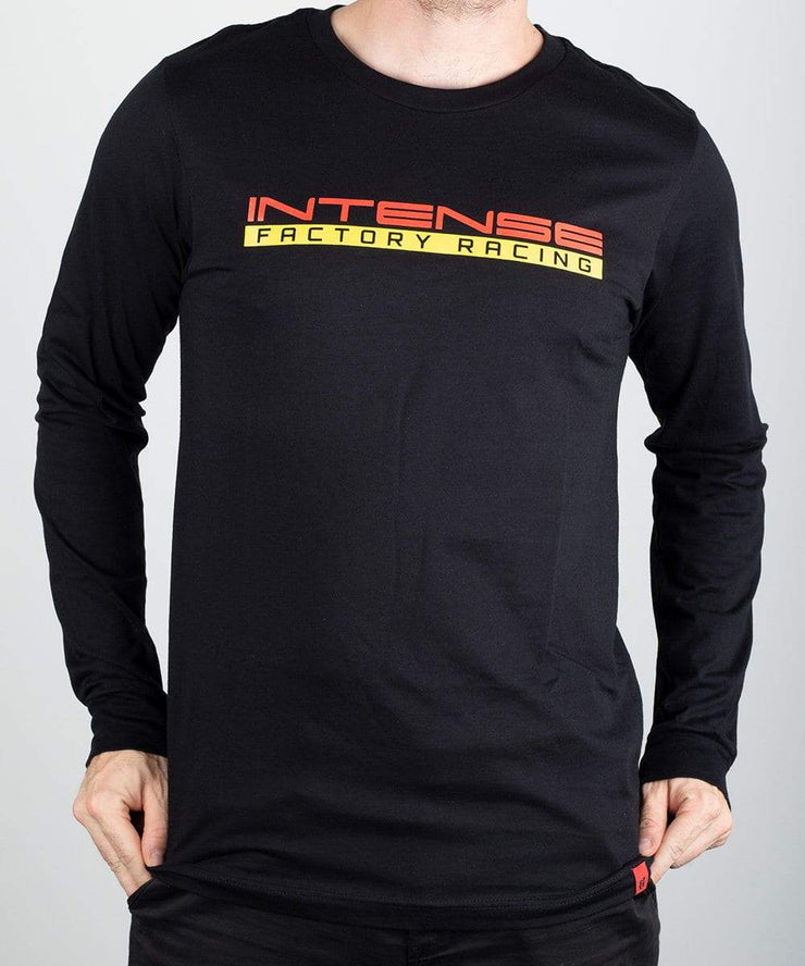 Accessories - Intense Cycles Factory Racing Long Sleeve Performance T-shirt