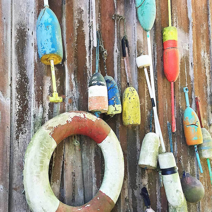 Bunch of Buoys II