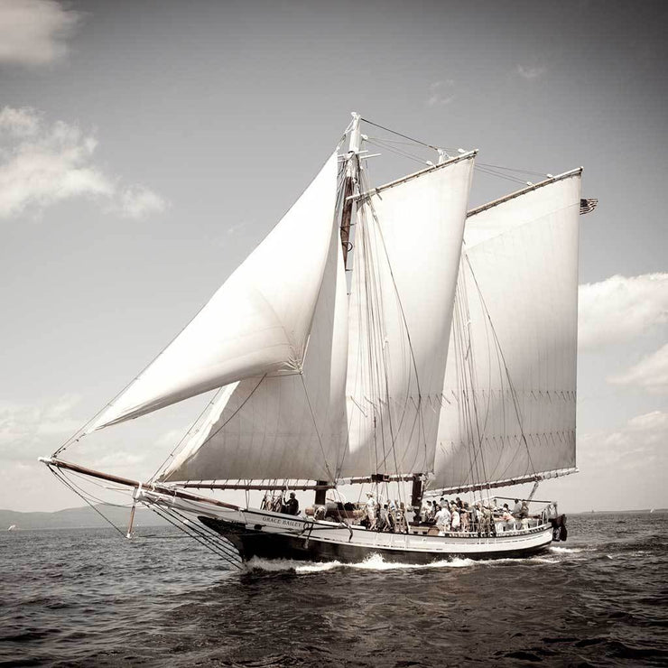 "The Great Schooner ""Grace Bailey"" II"