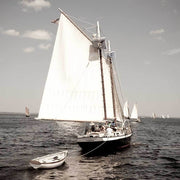 "The Great Schooner ""Mistress"""