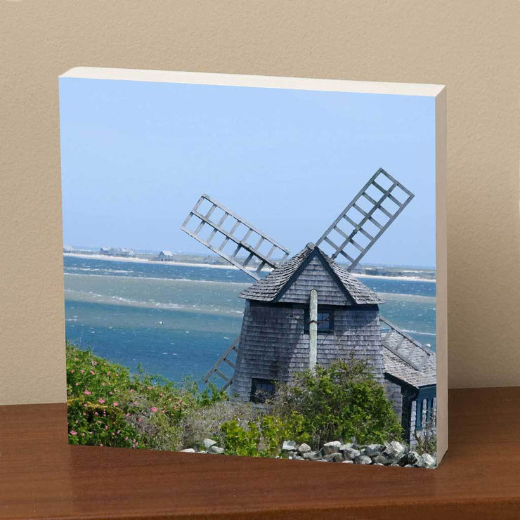 Windmill on the Shore