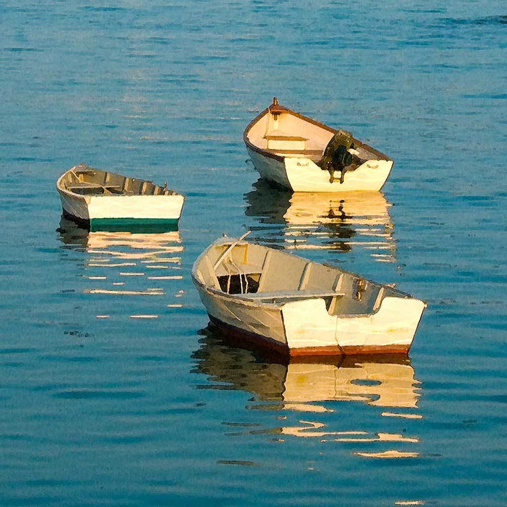 Summertime Boats