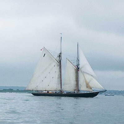 "The Schooner ""Bluenose"""