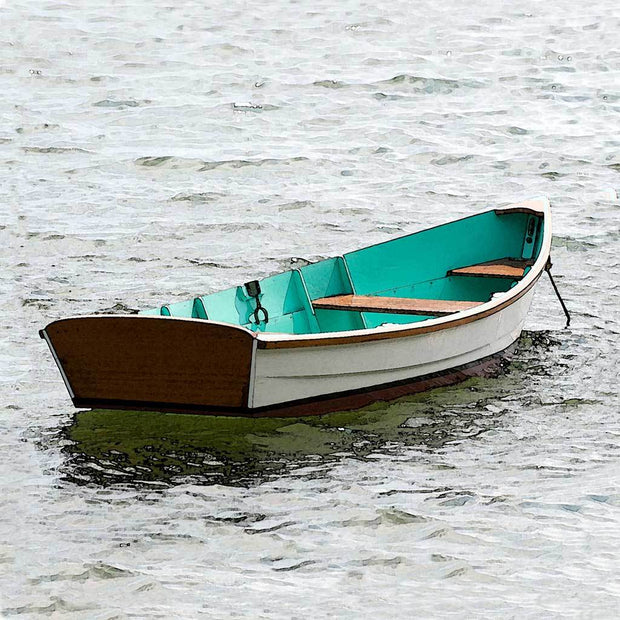 Green Dinghy