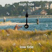 Edgartown Fishermen Clock