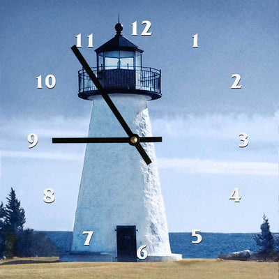 Ned's Lighthouse Clock