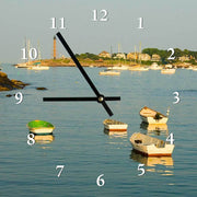 Marblehead Harbor Clock