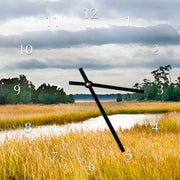 Marsh River Clock