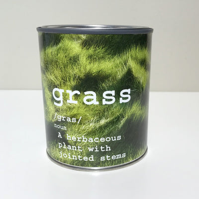 Grass Stash Can