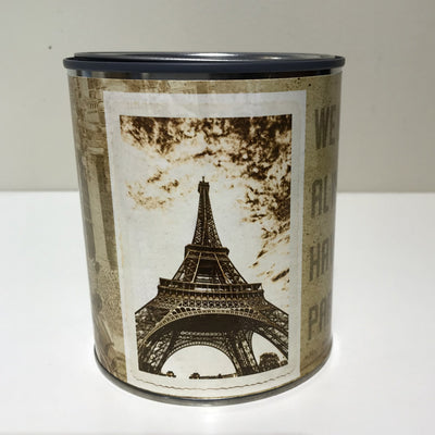 Eiffel Tower Stash Can