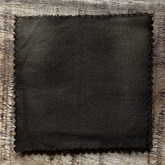 A True-to-Color Swatch, Taken Under Natural Sunlight on a 100% Color Sample Square of Dharma Trading Co. Procion Fiber Reactive Dye in Color Khaki