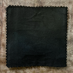 True-to-Color Swatch, Taken Under Natural Sunlight on a 100% Color Sample Square of Dharma Trading Co. Procion Fiber Reactive Dye in Color Moss Green