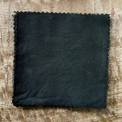 True-to-Color Swatch, Taken Under Natural Sunlight on a 100% Color Sample Square of Dharma Trading Co. Procion Fiber Reactive Dye in Color Muir Green