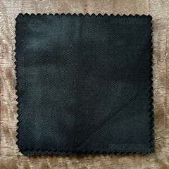 True-to-Color Swatch, Taken Under Natural Sunlight on a 100% Color Sample Square of Dharma Trading Co. Procion Fiber Reactive Dye in Color Olive Drab