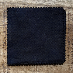A True-to-Color Swatch, Taken Under Natural Sunlight on a 100% Color Sample Square of Dharma Trading Co. Procion Fiber Reactive Dye in the New, Reformulated Version of Color Timberwolf