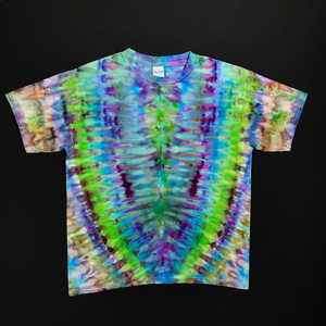 Handmade, One of a Kind Children's Large Tie Dye