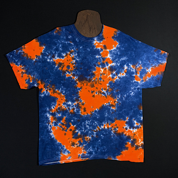 The Detroit Splatter T-Shirt (Sizes SM-3XL)