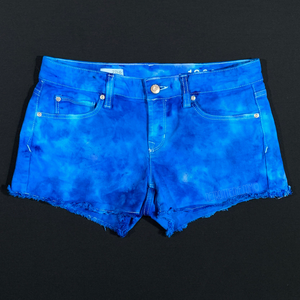 Women's Size 4 Gap Denim Tie Dye Shorts
