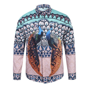 European Style Long Sleeve