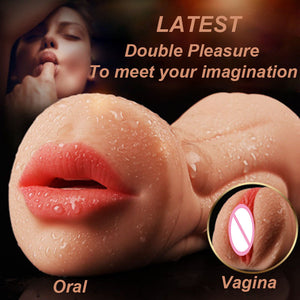 Realistic Oral 3D Deep Throat Sex Toy