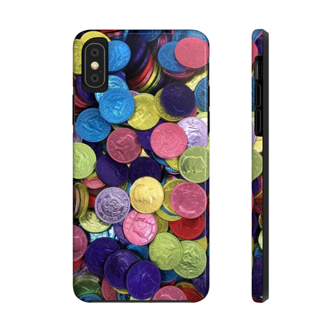 Color rich Case Mate Tough Phone Cases