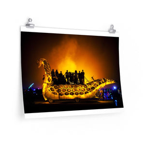 the watchers Premium Matte horizontal posters
