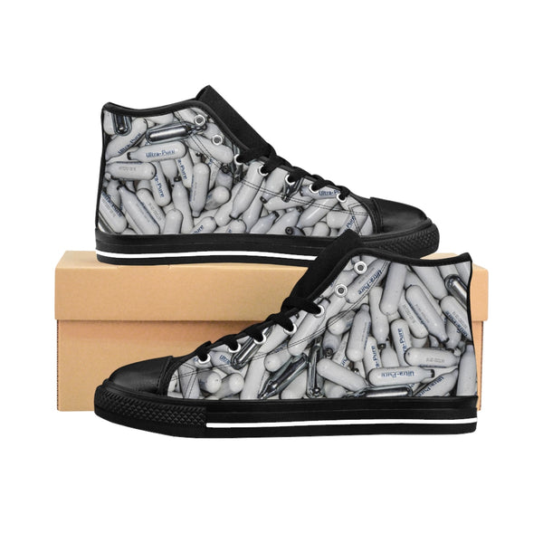 floaters Men's High-top Sneakers